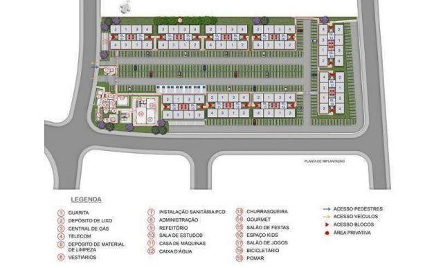 Residencial Colinas de Roma - Apartamento de 2 dorms em Campinas, SP - ID4074 - Foto 8