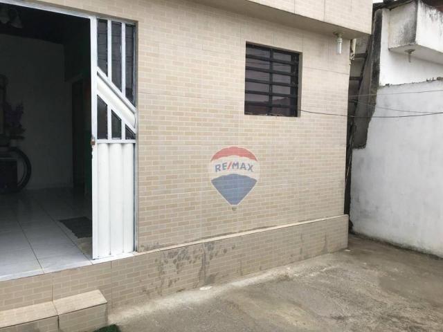 Casa com 2 dormitórios à venda, 95 m² por R$ 105.000 - Aloísio Pinto - Garanhuns/PE - Foto 2