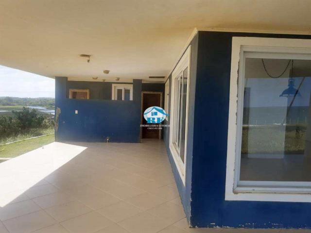 Casa à venda com 4 dormitórios em Centro, Arembepe (camaçari) cod:180 - Foto 17