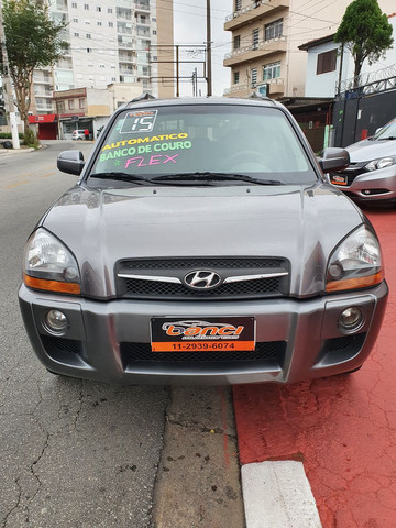 Hyundai Tucson GLS Flex - Foto 2