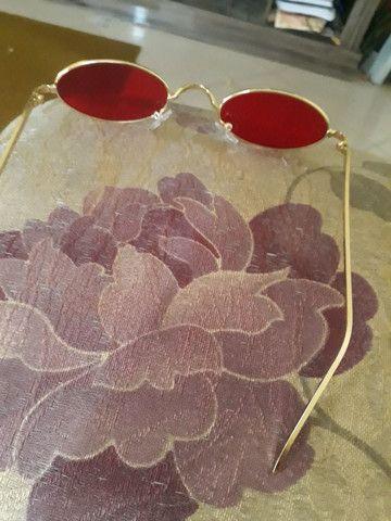 Óculo vermelho  - Foto 3
