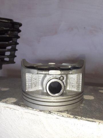 Pistão e cilindro  honda falcon nx400 - Foto 6