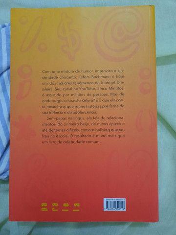 livro da kéfera em ótimo estado - Foto 3