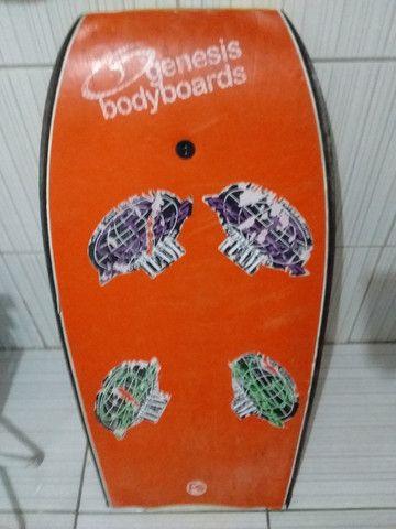 Prancha de Bodyboard Usada - promoção pra vender!