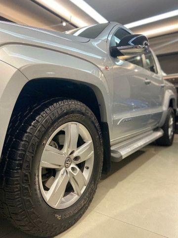 VW AMAROK HIGHLINE 3.0 V6 4x4 DIESEL AT 19-19  - Foto 3