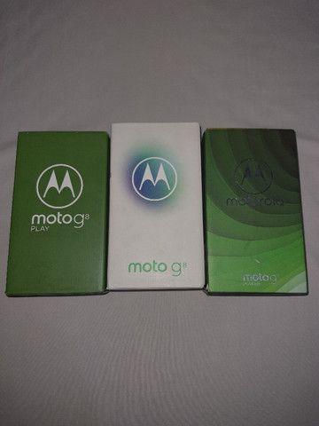 Motorola g8 play, power e g8 a partir de 999!!