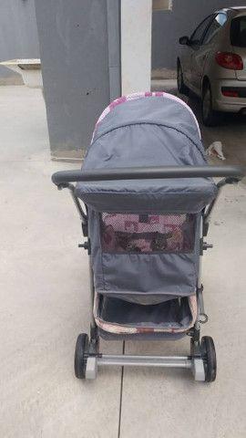 Carrinho de bebê Burigotto Río 15kgs