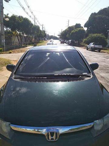 Honda Civic lxs completo 2008