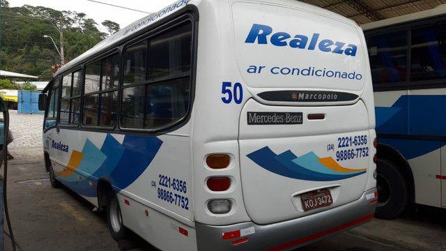 Micro ônibus Marcopolo 1999 - Foto 4