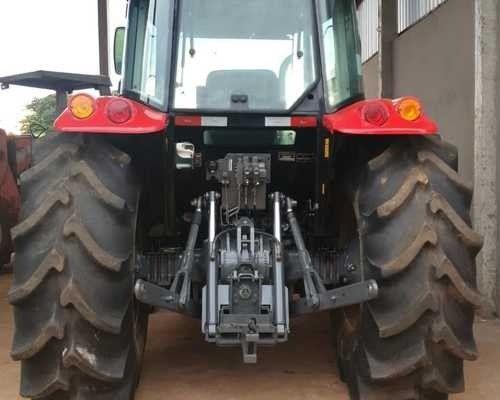 Trator MF 4299 2014 massey ferguson - Foto 3