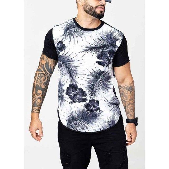 Camisa Long Line Swag  - Foto 3
