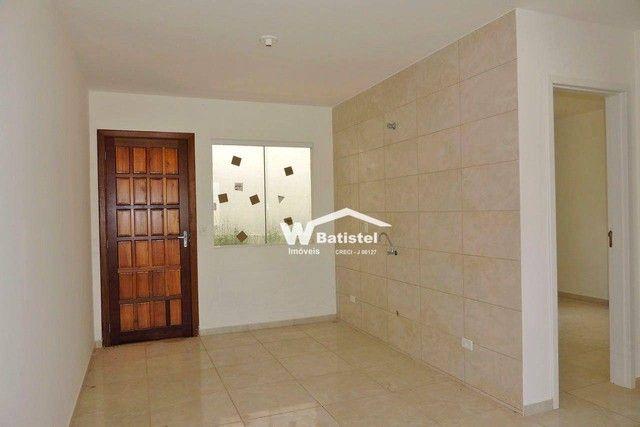 Casa com 2 dormitórios à venda, 45 m² por R$ 179.000 - Rua do Cedro N°616 Parque do Embu - - Foto 6