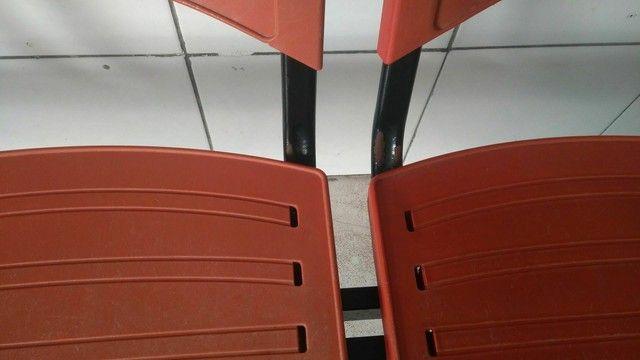 Cadeiras  Longarinas - Foto 4