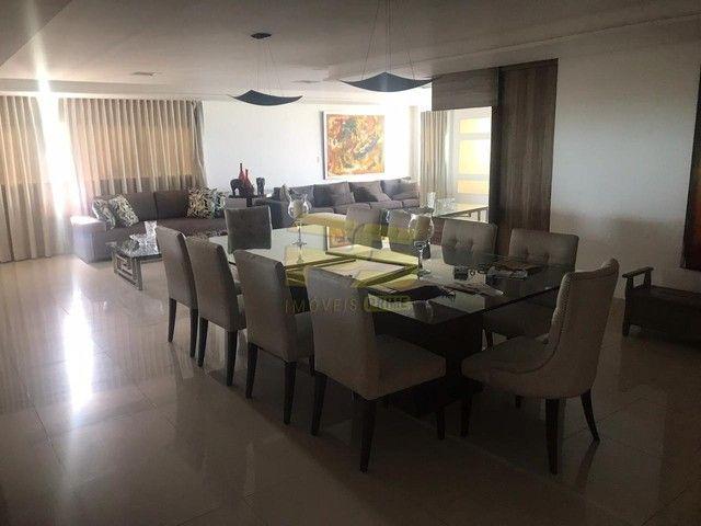Apartamento à venda com 4 dormitórios em Cabo branco, João pessoa cod:psp556 - Foto 5