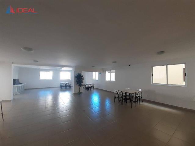 Apartamento com 1 dormitório para alugar, 25 m² por R$ 750,00/mês - Jardim Universitário - - Foto 7