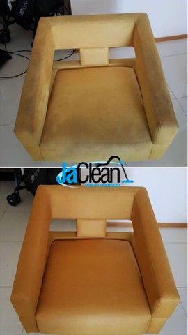 Limpeza e Higienização de estofados