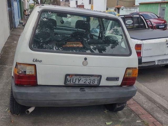 Fiat uno Mille smart sem cabeçote do motor - Foto 5