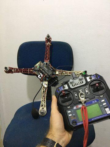 Drone F450 precisando calibrar