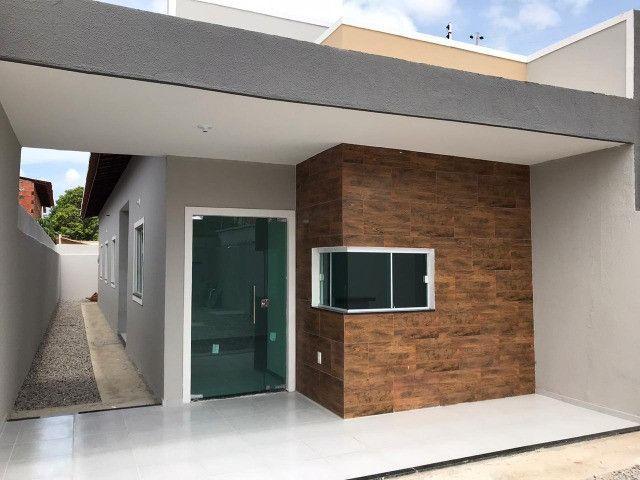 Casa de 3 Quartos com excelente acabamento 1 parcela para julho - Foto 6