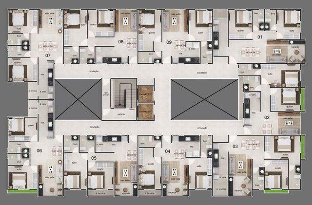 Apartamento à venda, 50 m² por R$ 212.900,00 - Jardim Cidade Universitária - João Pessoa/P - Foto 16