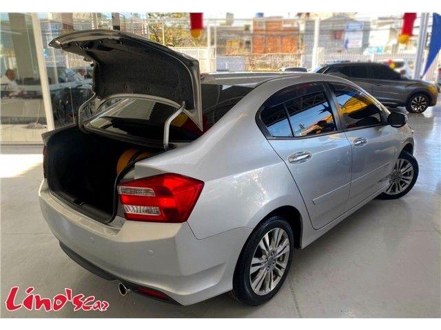 Honda City 2014 1.5 ex 16v flex 4p automático - Foto 4