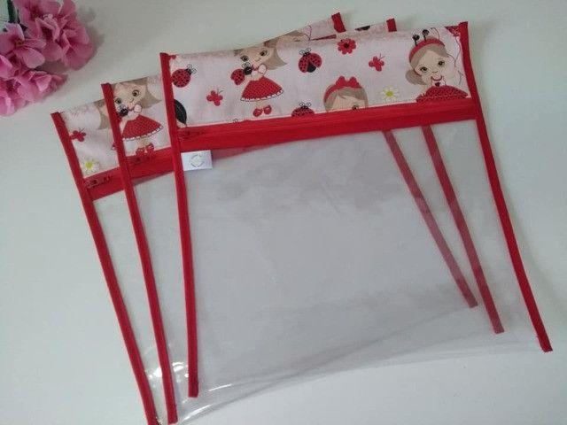 Saquinho maternidade (Kit com 3 unidades) - Foto 2