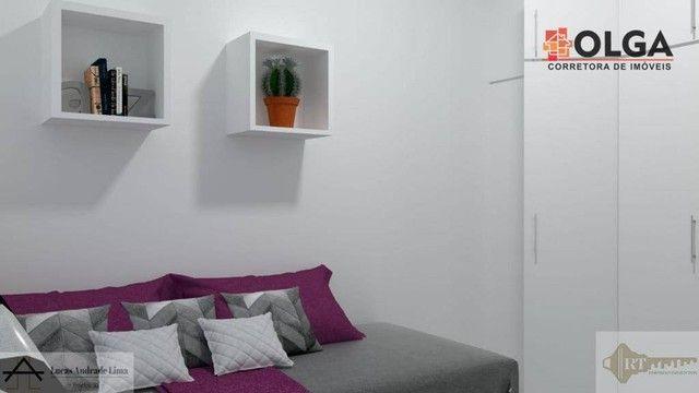 Casa no Jardim Petrópolis com 2 dormitórios à venda, 62 m² por R$ 170.000 - Gravatá/PE - Foto 11