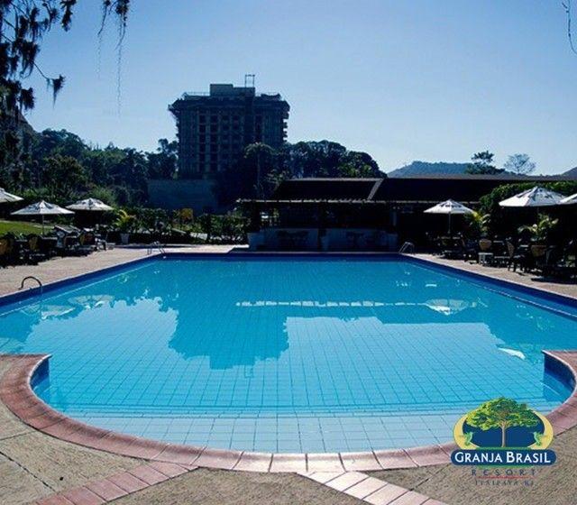 Condominio Granja Brasil: Itaipava: Luxuoso Apto 3 Quartos, Varanda, 2 Vagas - Foto 11