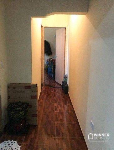 Casa com 2 dormitórios à venda, 70 m² por R$ 130.000,00 - Parque Residencial Bom Pastor -  - Foto 6