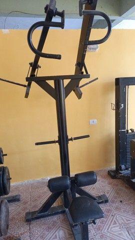 Aparelho de academia musculação  - Foto 2