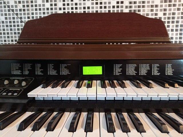 Órgão eletrônico scalla digital sx 2012 - Foto 3
