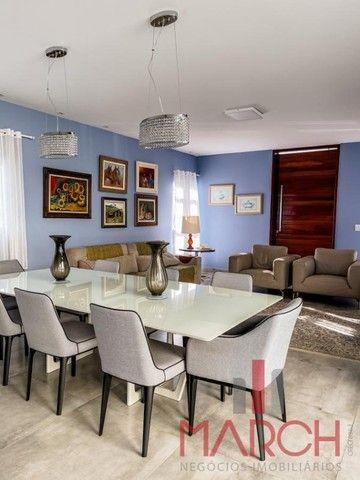 Vendo casa mobiliada, 3 quartos, em condomínio fechado, no Altiplano - Foto 2