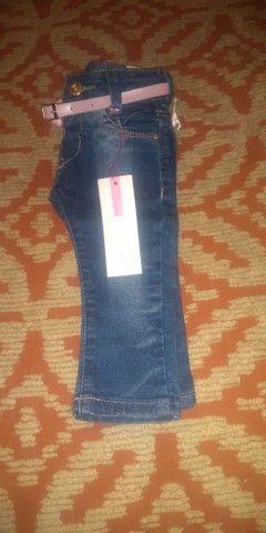 Calça jeans criança - Foto 2
