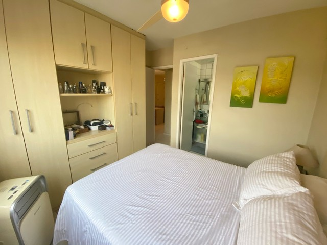 Apartamento 3 quartos mobiliado - Foto 2