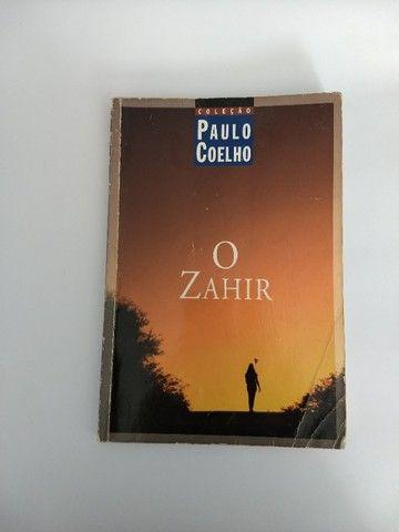 livro O Zahir - Paulo Coelho