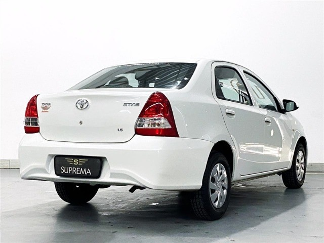 Toyota Etios 1.5 X Sedan 2019 automático Com Multimídia - Foto 7