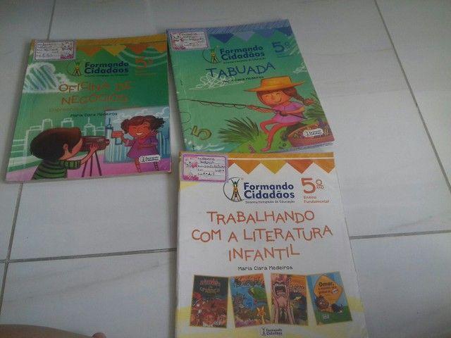 Livros formandos cidadãos  - Foto 2