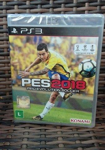 Pro Evolution Soccer 2018 ( PES 2018 ) PS3