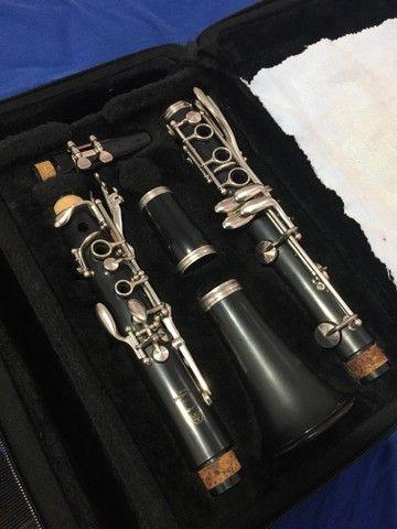 Clarinete Yamaha Sib - YCL 255 - Foto 2