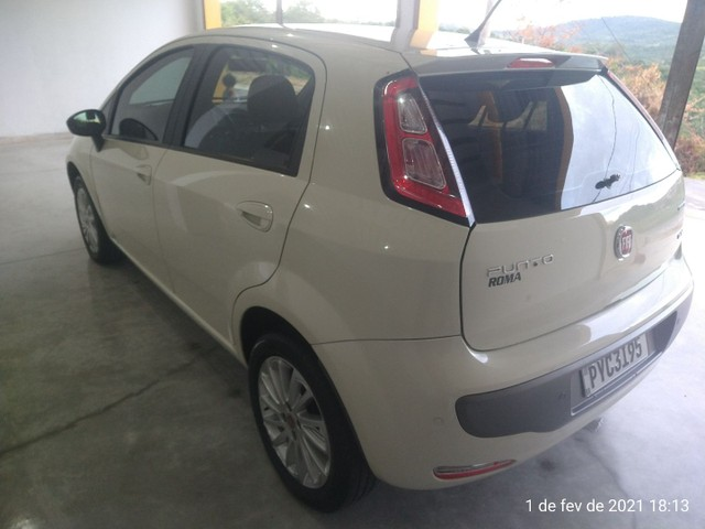 Fiat Punto essenc automático. - Foto 4
