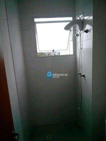 Apartamento com 2 dormitórios para alugar, 39 m² por R$ 620,00/mês - São Luiz - Gravataí/R - Foto 10