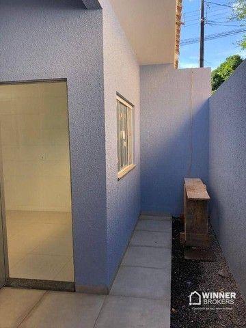 Casa com 2 dormitórios à venda, 58 m² por R$ 135.000 - Jardim Tropical - Marialva/PR - Foto 10