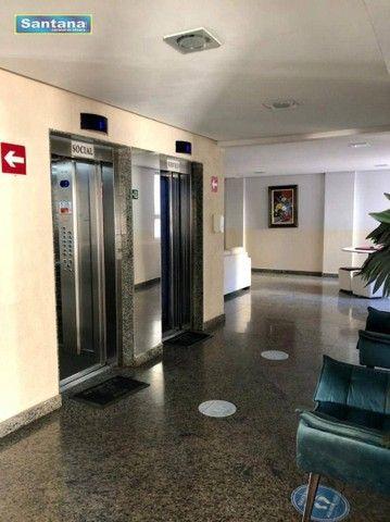 Apartamento com 3 dormitórios à venda, 85 m² por R$ 330.000,00 - Centro - Caldas Novas/GO - Foto 17