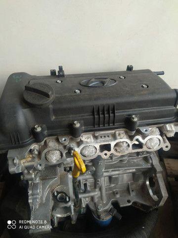 Motor parcial do HB20 1.6 2016  - Foto 3