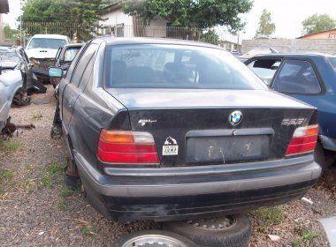 Peças usadas BMW 325I 6C ano 1995 gasolina automatica
