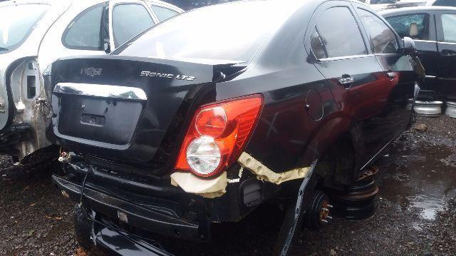 Peças usadas Chevrolet Sonic 2014 1.6 16v flex aut