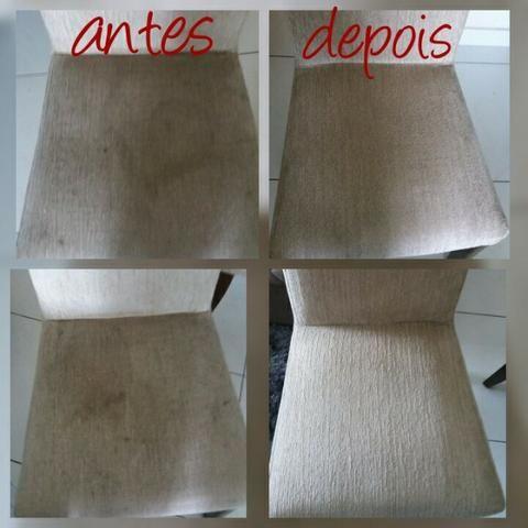 Limpeza e Impermeabilização de estofados - Foto 6