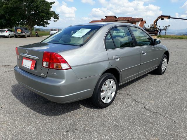 2003 honda civic sedan manual