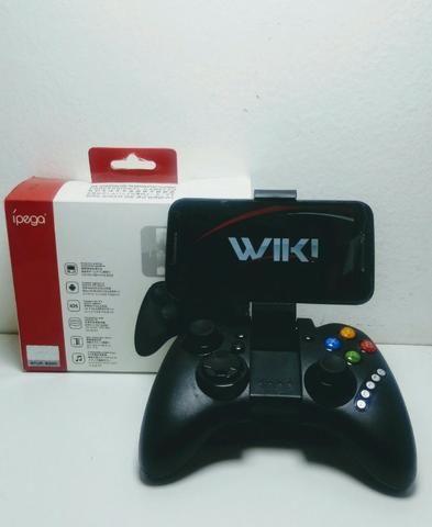 Gamepad Bluetooth Ipega PG-9021 (Entrega Grátis-Nota Fiscal)Loja Na Cohab - Foto 2