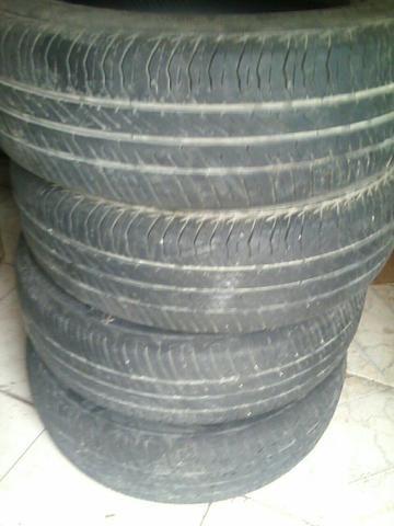 Jogo de pneus 14